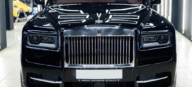 Что такое антигравийная пленка для автомобиля